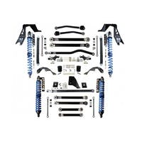 Evo Manufacturing EVO-254BA-4P Jeep Gladiator Enforcer PRO Stage 4 PLUS with Comp Adjusters