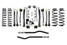 EVO Manufacturing EVO-3013S4P - Jeep JL 3.5 Inch Lift Kit 18-Pres Wrangler JL Enforcer Lift Stage 4 Plus EVO Mfg