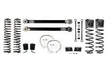EVO Manufacturing EVO-3060S2 - Jeep Gladiator JT 2.5 Inch Lift Kit 2020-Pres Gladiator Enforcer Lift Stage 2 EVO Mfg