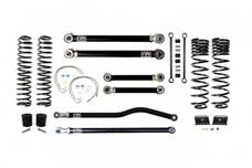 EVO Manufacturing EVO-3060S3P Jeep Gladiator JT 2.5 Inch Lift Kit Enforcer Lift Stage 3 Plus EVO Mfg