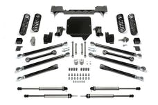 Fabtech K4144DL Crawler Lift System w/DLSS Shocks