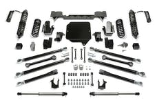 Fabtech K4148DL 5in. CRAWLER C/O W/DLSS 2.5 C/O RESI AND RR DLSS 2018 JEEP JL 4-DOOR
