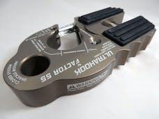 Factor 55 00250-06 - UltraHook Winch Hook W/Shackle Mount Gray