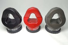 Factor 55 00310-06 - ProLink E Expert Shackle Mount Assembly Gray