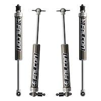 "Teraflex 02-01-21-400-253-1 JK 2-Door 2.5-3.5"" Lift Falcon Series 2.1 Sport Monotube Shock Kit"