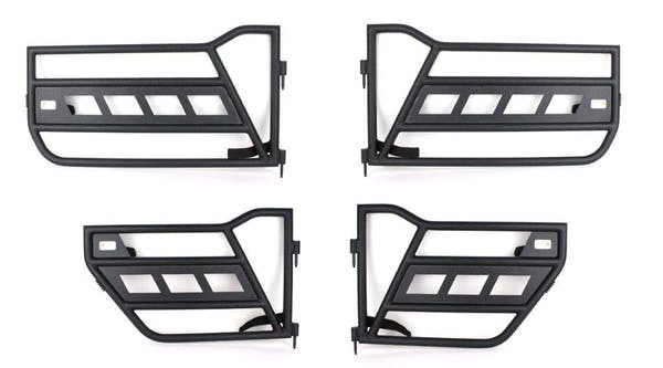Fishbone Offroad FB24022 Fishbone Front and Rear Tube Doors