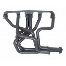 """Hedman Hedders 99600 Standard Uncoated Hedders; 1-1/2"""" Tube Dia; 2-1/2"""" Coll; FULL LENGTH Design"""