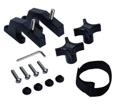 Hi-Lift Jacks HM-925 - Wrangler Hood Mount (Models 2007-2012)
