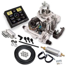 Holley 550-858K Sniper EFI BBD Master Kit, Polished