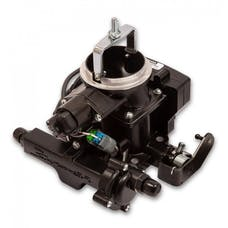 HOLLEY PERFORMANCE 550-859 - Sniper EFI BBD Carburetor - Black