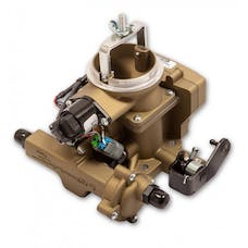 HOLLEY PERFORMANCE 550-860 - Sniper EFI BBD Carburetor - Gold
