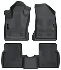 Husky Liners 95681 Weatherbeater Series Front & 2nd Seat Floor Liners