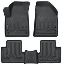 Husky Liners 99091 Weatherbeater Series Front & 2nd Seat Floor Liners