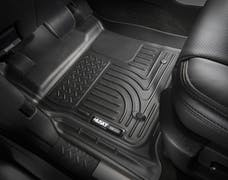Husky Liners 99151 Weatherbeater Series Front & 2nd Seat Floor Liners