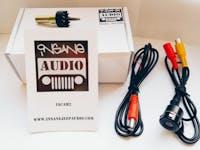 Insane Audio - IACAM2 - Universal Flush-Mounted Camera