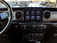 Insane Audio - JL3001 Jeep Wrangler JL/Gladiator JT IP66 Waterproof Head Unit