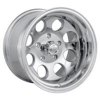 "Ion Wheels 171-6865P - 171 Series - Polished Wheel 16"" X 8"" - 5"" X 4.5"" Bolt Pattern, Back Spacing 4.25"""