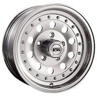 "Ion Wheels 71-6785 - 71 Series - Machined Wheel 16"" X 7"" - 5"" X 5.5"" Bolt Pattern, Back Spacing 3.75"""