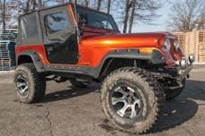 JCR Offroad SWBSL-CL-CJ7-BARE - Wrangler Rock Sliders Classic 76-86 Jeep CJ7 Bare