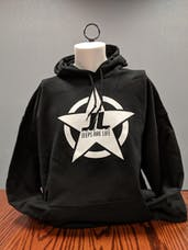 Jeeps Are Life - Star Logo Hoodie - Black - Medium