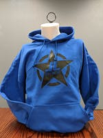 Jeeps Are Life - Star Logo Hoodie - Royal Blue - XL