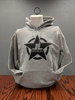 Jeeps Are Life - Star Logo Hoodie - Sport Grey - XL