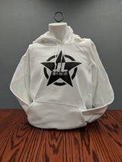 Jeeps Are Life - Star Logo Hoodie - White - XL