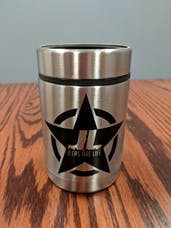 Jeeps Are Life Stainless Steel Can Koozie