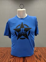 Jeeps Are Life - Star Logo T-Shirt - Royal Blue - Large
