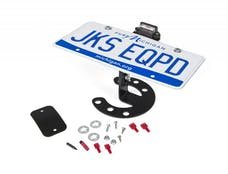 JKS Manufacturing 8211 JK/TJ/YJ Spare Tire License Pla