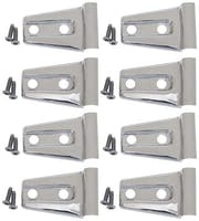 Kentrol  30021 Door Hinge Overlays (8 pieces) (4 Door)