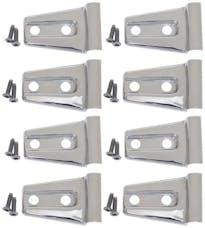 Kentrol  30021 Door Hinge Overlays (8 pieces) (4 Door)