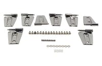 Kentrol  30576 Door Hinge Set (8 pieces) (4 Door)