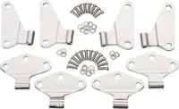 Kentrol  30581 Body Door Hinge Set (8 pieces) (4 Door)