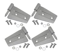 Kentrol  40575 Door Hinge Set (4 pieces) (2 Door)