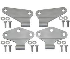 Kentrol  40580 Body Door Hinge Set (4 pieces) (2 Door)