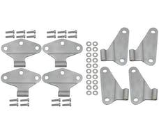 Kentrol  40581 Body Door Hinge Set (8 pieces) (4 Door)