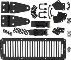 Kentrol  50570 Hood Kit (with TJ Style Hood Catch)