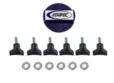 Kentrol 70009 Jeep Wrangler JK Ultimate Hardtop Removal Kit