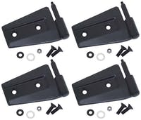 Kentrol  80575 Door Hinge Set (4 pieces) (2 Door)