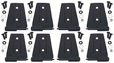 Kentrol  80576 Door Hinge Set (8 pieces) (4 Door)