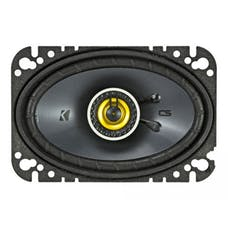 "KICKER 46CSC464 - 4x6"" CSC46 Coaxial Speakers, 4 Ohm - Pair"