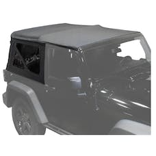 KING 4WD 14010535 Jeep Wrangler JK Replacement Soft Top