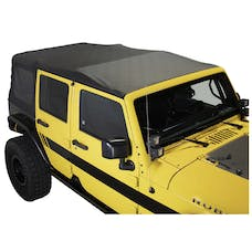 KING 4WD 14010635 Jeep Wrangler JKU Replacement Soft Top