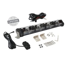 Overland Vehicle Systems 15010201 - EKO 20in LED Light Bar With Variable Beam, DRL,RGB, 6 Brightness