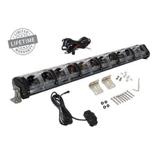 "Overland Vehicle Systems 15010301 - EKO 30"" LED Light Bar With Variable Beam, DRL,RGB, 6 Brightness"