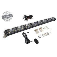 "Overland Vehicle Systems 15010401 - EKO 40"" LED Light Bar With Variable Beam, DRL,RGB, 6 Brightness"