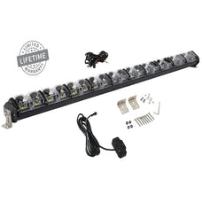 "Overland Vehicle Systems 15010501 - EKO 50"" LED Light Bar With Variable Beam, DRL,RGB, 6 Brightness"