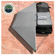 Overland Vehicle Systems 19619907 Nomadic Awning 180 With Zip In Wall