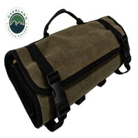 Overland Vehicle Systems 21109941 Rolled Bag First Aid - #16 Waxed Canvas